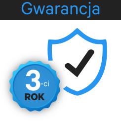 Rozszerzenie gwarancji na 3 rok